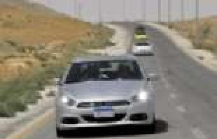 «الوطن» تختبر«دودج دارت» من العقبة إلى إقليم بترا بالأردن