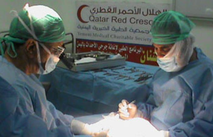 عبد الفتاح: التخدير أصعب مراحل عمليات القلب