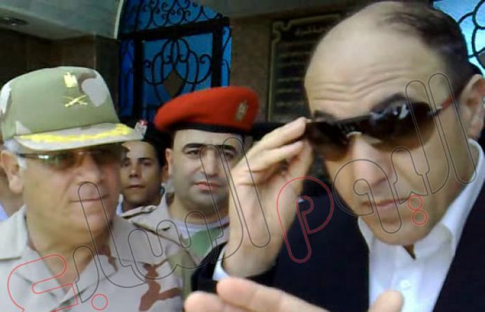 بالصور..الغضبان وجاد الحق ببورسعيد: لن تنجح أية محاولات للوقيعة بين الجيش والشرطة