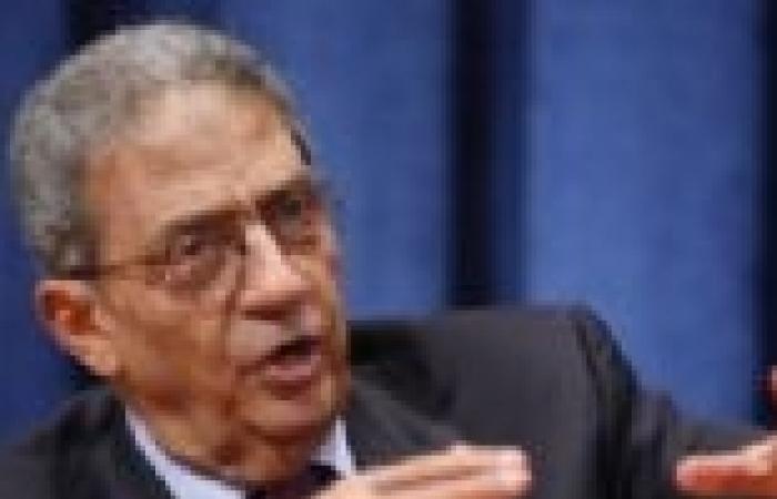 """""""غد الثورة"""": عمرو موسى طلب تحديد موعد للقاء خيرت الشاطر """"حقنا للدماء"""""""
