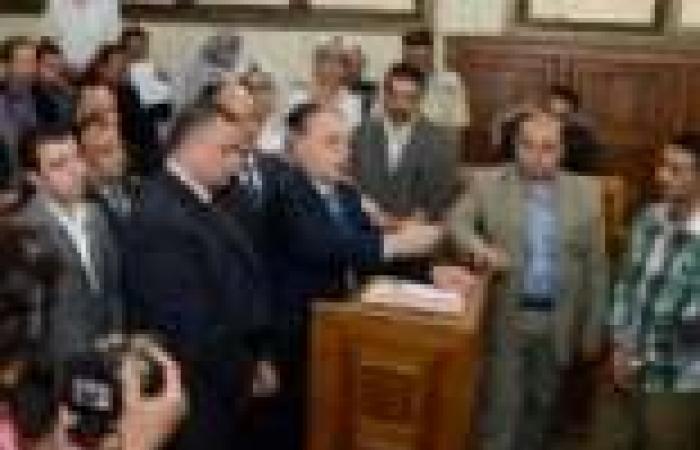"""""""وجدي"""" أمام المحكمة: عمر سليمان أخبرني بتسلل عناصر القسام وحماس وحزب الله لاقتحام السجون"""