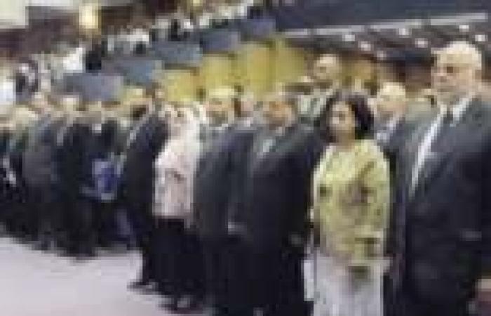 من مؤتمر «الوطنى» لمؤتمر «الإخوان».. «يا مصر لا تحزن»