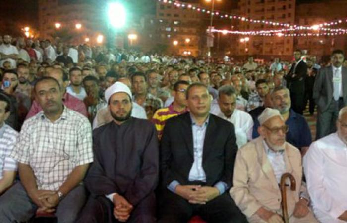 بالفيديو والصور. . الإخوان تحتفل بليلة الإسراء والمعراج بدمنهور