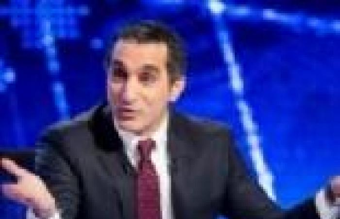 """باسم يوسف لـ""""أيمن نور"""": الحياد """"غلط"""" وقت انتشار الظلم"""