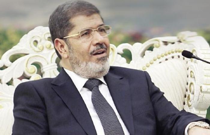 """مرسي: """"لبيك ياسوريا"""""""