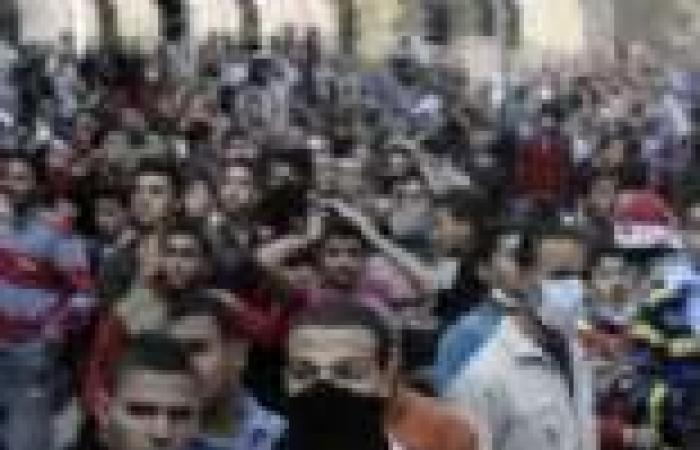 """مظاهرة لتكتل """"ناصريون"""" أمام السفارة الأمريكية تحت شعار """"لن يحكمنا البيت الأبيض"""""""