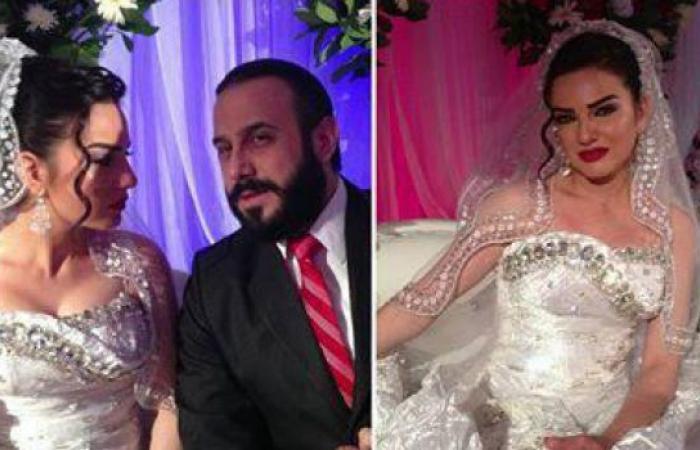 بالصور: صفاء صفاء سلطان تتزوج من قصي خولي