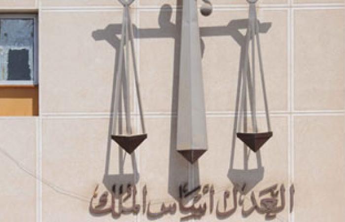 """تظاهر أهالى شما داخل محكمة شبين الكوم بسبب تأجيل قضية """"أبو حريرة"""""""
