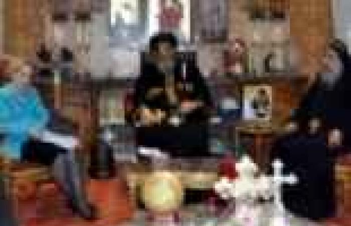 """""""تواضروس"""" للسفيرة الأمريكية: مشاركة المسيحيين في مظاهرات 30 يونيو """"حرية شخصية"""""""