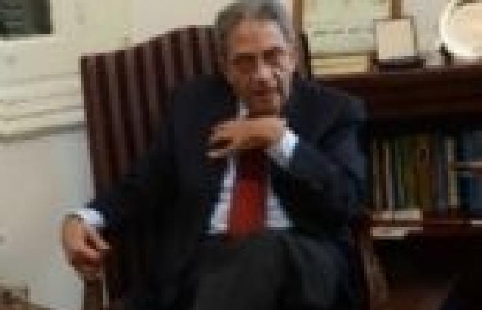 موسى يستقبل سفير بريطانيا بالقاهرة وآن باترسون اليوم