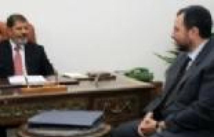 مرسي يكلف قنديل بمناقشة خطة تنمية سيناء في اجتماع مجلس الوزراء