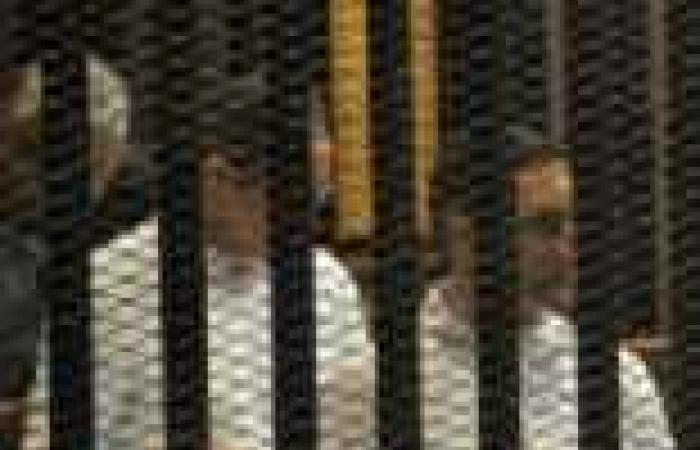 """غدا.. الحكم على """"علاء"""" و""""جمال"""" و""""شفيق"""" في قضية أرض الطيارين"""