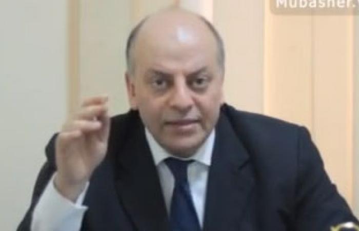 الدكتور محمد المنيسى: شرب المياه أهم من تناول الطعام