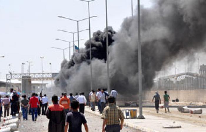 نشطاء: الجيش الحر يسقط طائرة حربية فى حماة السورية