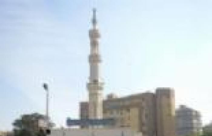 """التليفزيون المصري ينقل صلاة الجمعة من مسجد """"رابعة العدوية"""""""