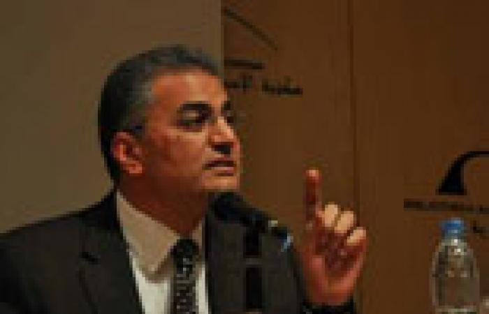"""""""سلطان"""" من """"منصة رابعة"""": آن لمصر أن تفتخر بشبابها الطاهر الذي سيحقق النهضة"""