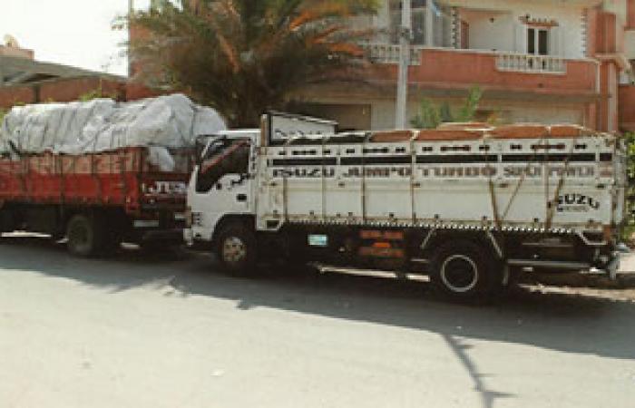 """""""شعبة النقل"""" تجتمع اليوم لمناقشة توقف سيارات البضائع تحسبا للمظاهرات"""