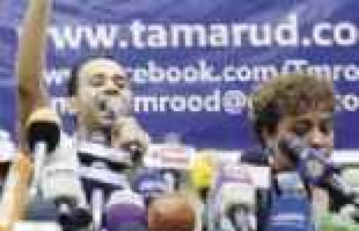 """مؤسس """"تمرد"""": سنستمع لخطاب مرسي من """"التحرير"""""""