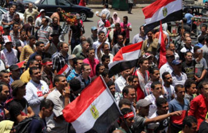 دايلى بيست: جدات مصريات بالخارج تدعون أحفادهن للمشاركة فى 30 يونيو