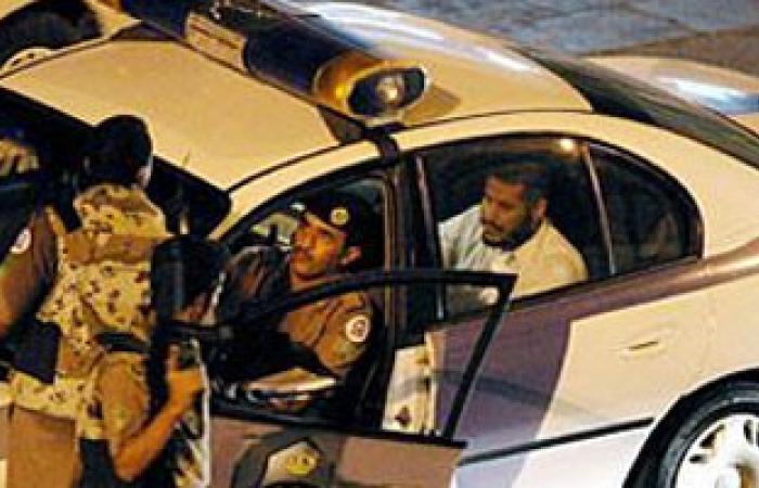 عناصر الأمن فى السعودية تقبض على سارق سيارات شهير بتبوك