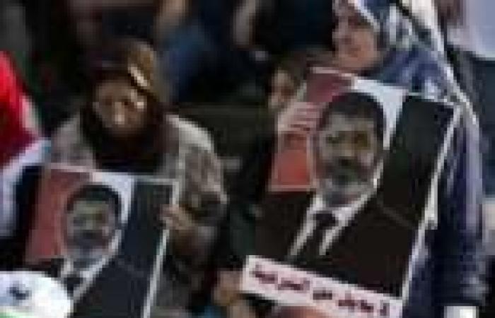 """""""مليونية الشهيد"""".. مسيرة لمؤيدي مرسي بالمنيا حزنا على ضحايا الحرس الجمهوري"""