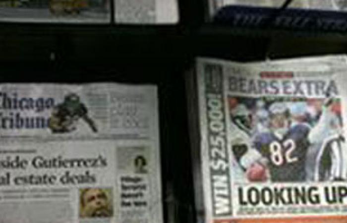 مجموعة تربيون الأمريكية تعتزم فصل لوس أنجليس تايمز والصحف الأخرى عنها