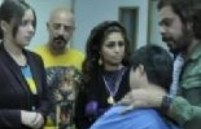 """نادر جلال يستأنف تصوير """"العقرب"""" بحي جاردن سيتي"""