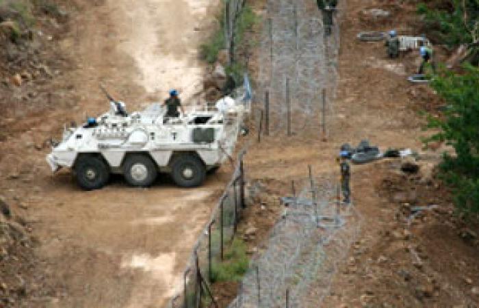 جنود إسرائيليون يخترقون الحدود اللبنانية