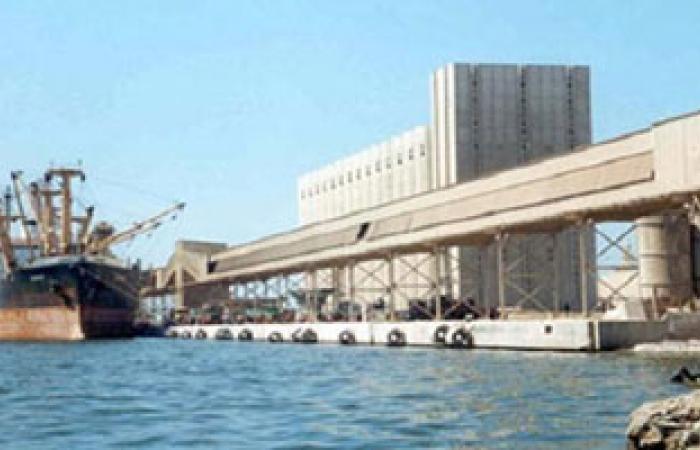 ميناء دمياط يستقبل 192 سفينة خلال شهر يونيو