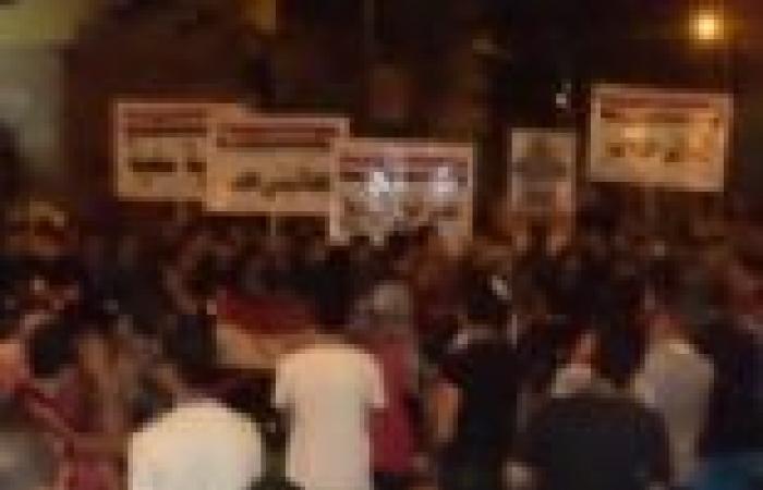 """اشتباكات بالعصي بين """"الإخوان"""" والأهالي في الشرقية"""