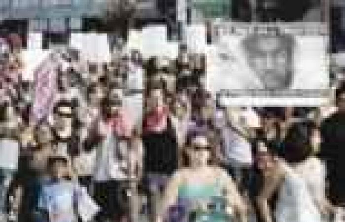 «كلنا ترايفون».. مظاهرات حاشدة فى أمريكا ضد العنصرية