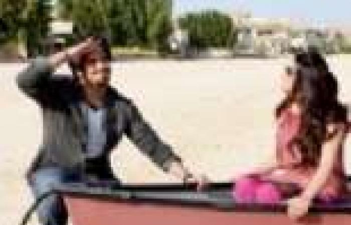 """الحلقة السادسة من """"محال"""": أبو سلمان يحاول التقرب من مديرة مكتبه"""