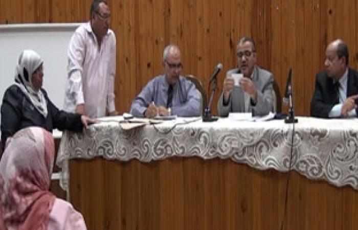 فوز عضوين من هيئة التدريس وإداريين بتأشيرات حج جامعة المنيا
