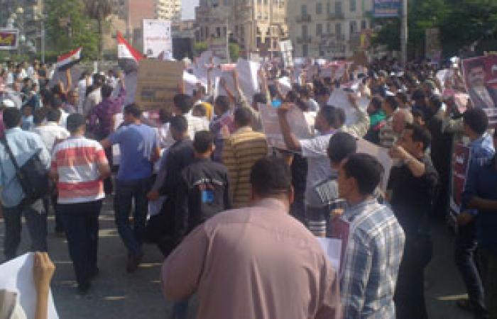 أهالى قرية شكشوك بالفيوم يقطعون الطريق احتجاجا على انقطاع مياه الشرب