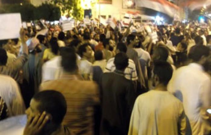 أمن المنصورة يطلق سراح أعضاء الإخوان من أيد الأهالى