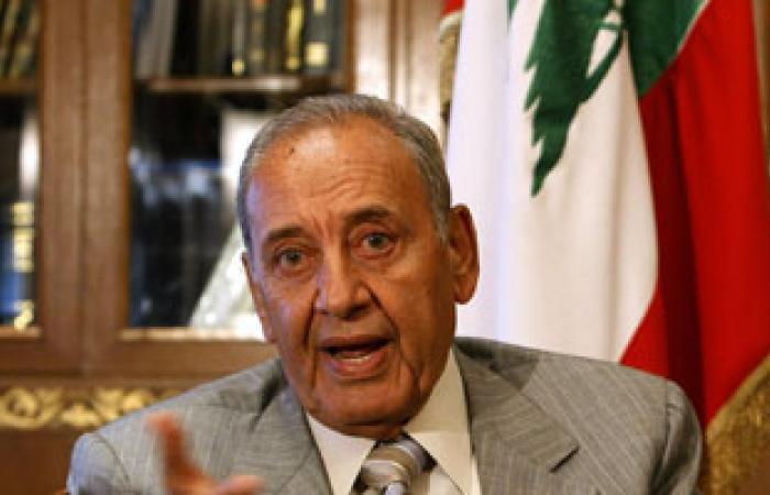 برى يتلقى رسالة تهنئة من لاريجانى فى ذكرى انتصار المقاومة اللبنانية على إسرائيل