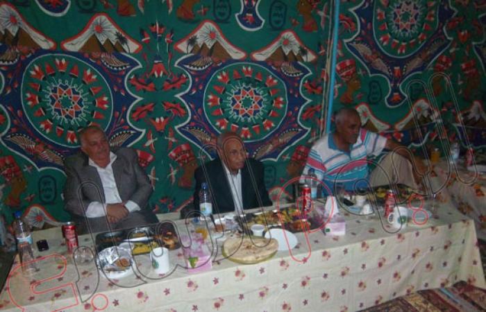 بالصور.. انتهاء لقاء المصالحة بالسويس.. والقبائل: الجيش حمى الثورة