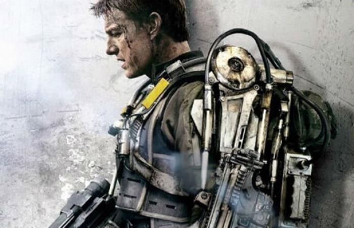 "طرح أول بوستر لفيلم ""Edge Of Tomorrow"" للنجم توم كروز وإيميلي بلانت"