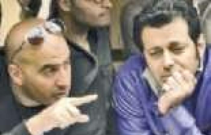 """الحلقة (13) من """"مزاج الخير"""": """"العمروتي"""" يعترف لـ""""خميس"""" بعلاقته مع """"رمانة"""""""