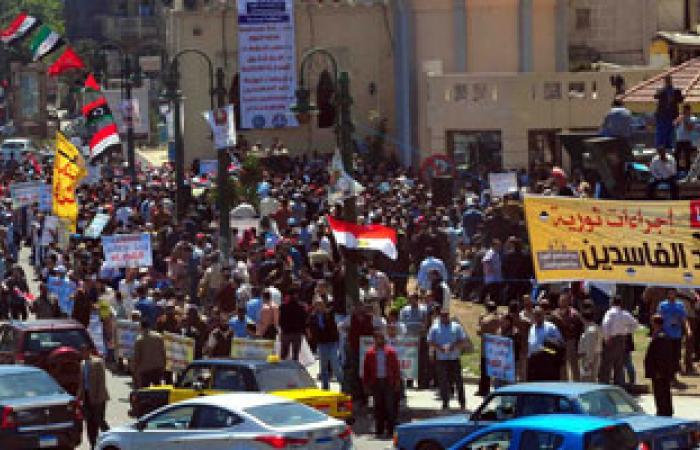 إخوان الإسكندرية تنهى مسيرتها ولا صحة لاشتباكات بمحيط مديرية الأمن