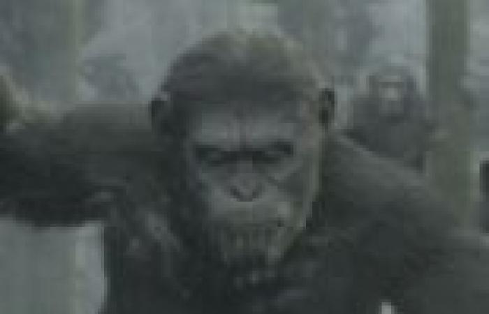 """فوكس"" تنشر أول صورة من فيلم Dawn Of The Planet Of The Apes"