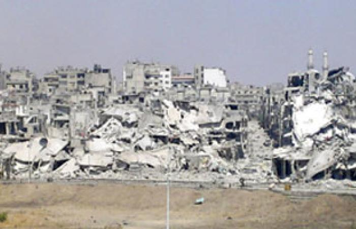 ناشطون سوريون: قوات الأسد بدأت بتدمير عدد من مبانى حى القابون