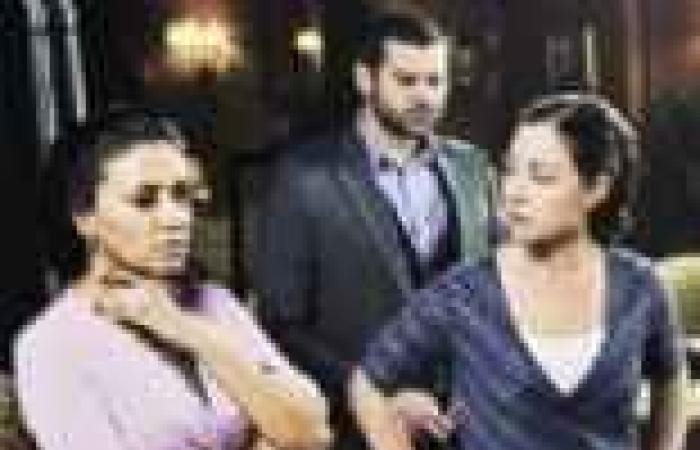 """الحلقة (16) من """"نيران صديقة"""": طارق يبدأ تنفيذ قائمة الاغتيالات"""