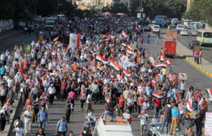 """""""اليوم السابع"""" تنشر خط سير مظاهرات مليونية """"التفويض"""" بالأقصر"""