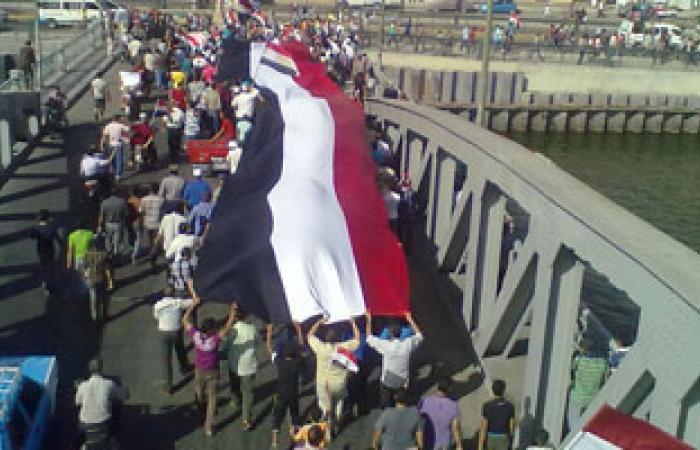 النقابات المستقلة بدمياط تعلن مشاركتها فى فعاليات جمعة لا للإرهاب