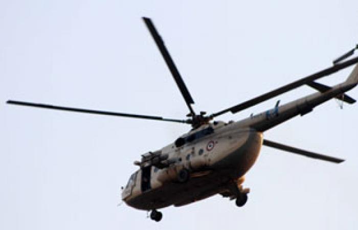 طائرات حربية تحلق فى سماء محافظة الغربية تأمينا للمتظاهرين