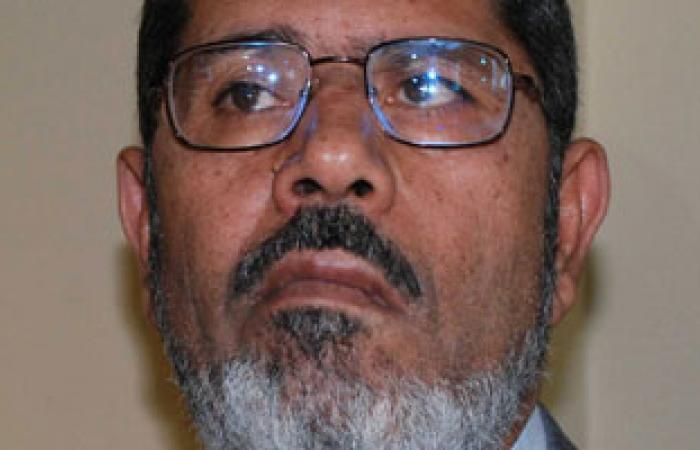 حماس تندد بحبس مرسى بتهمة التخابر معها