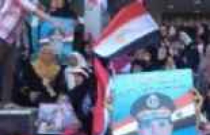"""""""الوطن"""" تنشر خريطة مظاهرات قنا اليوم لتفويض الجيش في محاربة الإرهاب"""