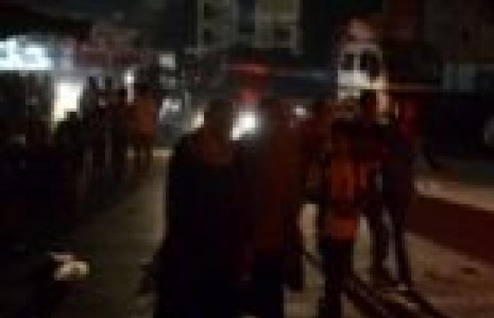 """وكيل """"الصحة"""" بالغربية: 19 مصابا في اشتباكات بين مؤيدي الرئيس المعزول والمتظاهرين بالمحلة الكبرى"""