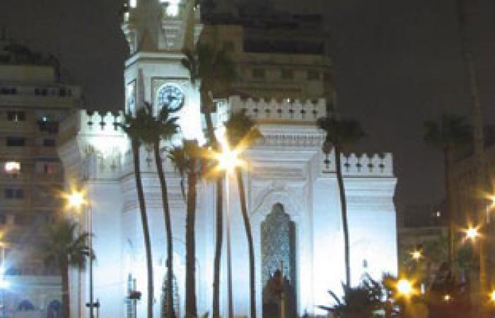 عودة محاصرة أنصار مرسى مجددا بمسجد القائد إبراهيم بالإسكندرية